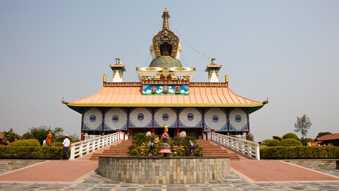 Empat Tempat Ibadah Suci Untuk Penganut Buddhisme