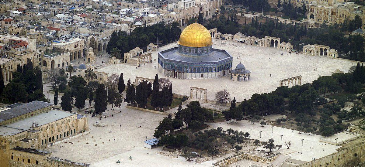 Lima Tempat Suci di Dalam Kepercayaan Yudaisme