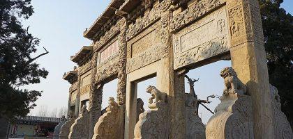 Situs Suci Untuk Para Penganut Kepercayaan Konfusianisme